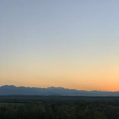 (Paolo Cozzarizza) Tags: italia friuliveneziagiulia pordenone spilimbergo alba cielo panorama alberi