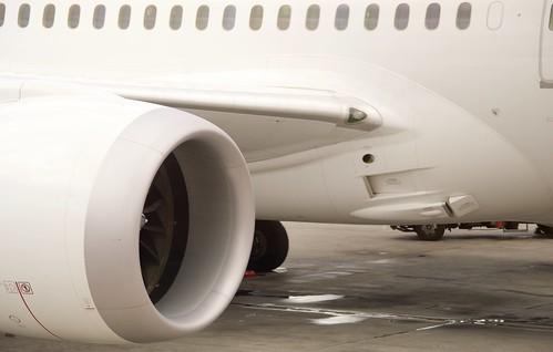 JAL Boeing 787 #2 engine DSC_1612