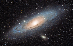 A revisit to my old Andromeda / M31 Data! (rex.on.life) Tags: stars starcluster galaxy startrails skywatcher nikon messier lookup sleepcanwait astronomy astrophotography