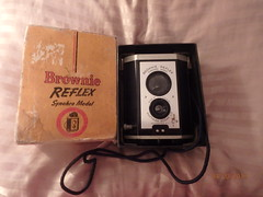 Brownie Reflex Camera (JamiSings) Tags: vintage cameras brownie camera super 8 old