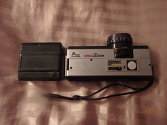 Pocket Fujica 350 Zoom (JamiSings) Tags: vintage cameras brownie camera super 8 old