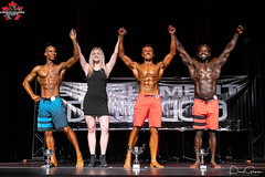 5666Mens Physique-Short-2 Ryan Paris 1 Patrick Graham 3 Carlos Puckerin (CanadianPhysiqueAlliance) Tags: 15patrickgraham 16ryanparis 2019nsphysique 7carlospuckerin canadianphysiquealliance casinonovascotia mensphysiqueshort top3 trophy group
