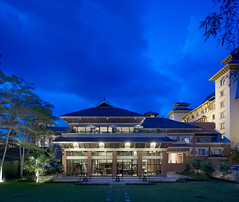 Hyatt Regency Kathmandu (Sky Light Pvt. Ltd.) Tags: 20162020 hotels insidevalley excellent facades