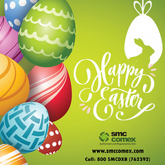 Happy Easter Sunday - SMC Comex (smccomex) Tags: