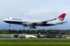 CYVR - British Airways B747-400 G-CIVB (CKwok Photography) Tags: yvr cyvr britishairways b747 gcivb negus