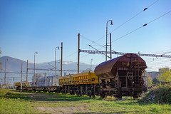I'm not retired, I'm just enjoying the view (Paul Wrights Reserved) Tags: train freighttrain siding trainsiding trainspotting trains slovakia slovakian slovak slovensko mountain mountains vies scene