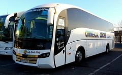 Harrogate (Andrew Stopford) Tags: bu16uyf volvo b11r sunsundegui sc7 commercialcoaches harrogate nebuses