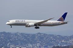 B787 N27957 Los Angeles 22.03.19 (jonf45 - 5 million views -Thank you) Tags: airliner civil aircraft jet plane flight aviation lax los angeles international airport klax united airlines boeing 7879 n2757 b787 787 b789 789