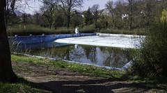 Verlassene Orte: Schwimmbad Gräfenroda (seyf\ART) Tags: thüringen gräfenroda