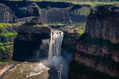 Palouse Falls (danbriscoephotography) Tags: palouse falls washington state cliff rock formation beautiful nature nikon d7200
