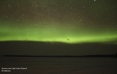 Aurora Borealis 04 (Matt's photostream) Tags: aurora borealis northern lights astrophotography night sky nikon d5600