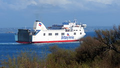19 04 16 BF Connemara Roscoff (10) (pghcork) Tags: brittanyferries brittany bretagne roscoff connemara ferry ferries carferry 2019