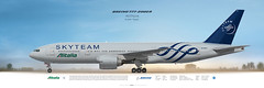 Boeing 777-200 Alitalia SkyTeam (rulexy) Tags: posterjetavia aviation airliner aircompany airlines airline airtransport airplane jetliner jet aviationlovers avgeek airside aviationart instagramaviation civilaviation aircraftillustration worldairlines profileprints