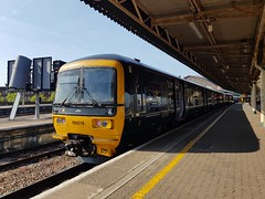 166218 (Conner Nolan) Tags: 166218 class166 greatwesternrailway gwr bristoltemplemeads