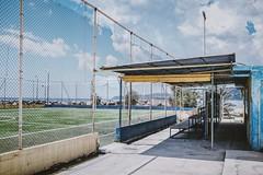 (Pierre-Luc Delage) Tags: soccer football paleochora footballpitch grèce crète