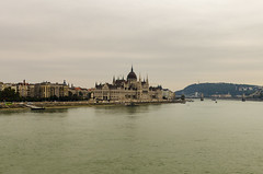 Parliment Building (rschnaible) Tags: budapest hungary europe outdoor cityscape parliament building danube river water architecture