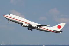 JASDF B744 20-1101 (EddieWongF14) Tags: japanairselfdefenceforce jasdf boeing boeing747 boeing747400 boeing74747c b747 b744 747 744 747400 74747c 201101 hnd rjtt tokyointernationalairport hanedaairport