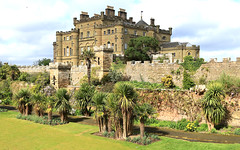 Culzean castle Scotland (Dave Russell (1.5 million views thanks)) Tags: general president eisenhower culzean castle fort fortification building architecture house stone history historic outdoor travel tourism national trust property view scene scenery land scape landscape canon eos eos7d 7d photo photograph photography scotland ayrshire west western color colour