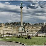 Das neue schloss von stuttgart (New Palace of Stuttgart) thumbnail