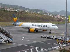Airbus A320-214 - EC-MTJ (jimcnb) Tags: flugzeugaircraftairplane geo:lat=3269365301 geo:lon=1677570262 geotagged santoantóniodaserra madeira portugal 2019 april