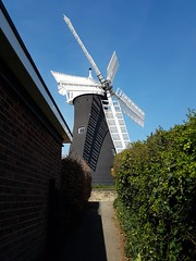 Holgate Windmill.  York.
