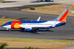 N230WN Southwest Airlines Boeing 737-7H4(WL) (Hector A Rivera Valentin) Tags: registration n230wnairline southwestairlines aircraft type boeing7377h4wlcnln 34592location sanjuan luismuñozmarín international puertorico