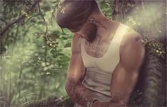 We all know such days (✰✰Nubyia Photography✰✰) Tags: ckey ckeyposes poses mrfedde emotional guy blogging blog secondlife sl nubyia