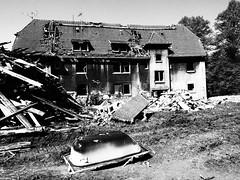 P4213419 (marcusgeue) Tags: olympus 1240 olympuspro zuiko schwarzweiss blackandwhite ruhrpott gladbeck schlägel abriss