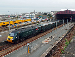 43093 Penzance (Marky7890) Tags: gwr 43093 class43 hst 2p95 penzance railway cornwall cornishmainline train