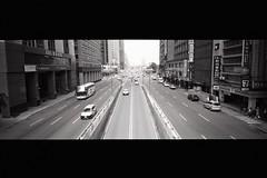 (Ah - Wei) Tags: minoltaps wide adoxsilvermax bw film taiwan street