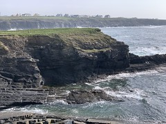 Oceanside - Milltown Malbay - Western Ireland - Easter Saturday 2019 (firehouse.ie) Tags: seaside seascape sea countyclare clare westcoast ireland atlanticocean atlantic oceans ocean cliffs cliff