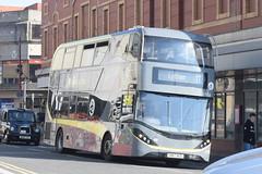 BT 440 @ North Pier, Blackpool (ianjpoole) Tags: blackpool transport alexander dennis enviro 400 city sn67wze 440 working route 11 market street lytham square