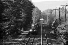 Springdale (chasing industrial ghosts) Tags: gp9rm westfield massachusetts railroad train