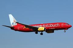 TUIfly | B737-800 | D-ATUH | HAM | 21.04.2019 (Norbert.Schmidt) Tags: cewe cewefotobuch datuh ham hamburgairport b737 b737800 boeing tuifly