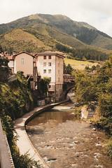 Potes, Spain (bior) Tags: potes spain cantabria village fujifilmxpro2 xf35mmf14 river