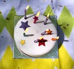 Birthday cake (♔ Georgie R) Tags: birthdaycake casssculpturefoundation goodwood sussex candles