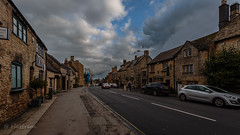 The village II (Hattrem72) Tags: town contrast city cloud canon people sky travel