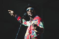 Jazz Fest 2019, Day 2 - Aloe Blacc
