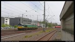 RTX 266 031-4, Aachen West - 23-04-2019 (Teun Lukassen) Tags: railtraxx class66 rtx aachen west trains treinen züge
