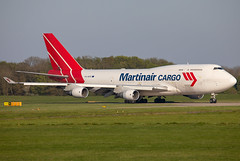 PH-MPS // Martinair Cargo // B747-400F // Stansted (SimonNicholls27) Tags: phmps martinair cargo b747400f 747f 747 stn stansted egss