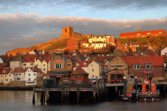 Whitby Spring Series (PJ Swan) Tags: whitby england north yorkshire coastal fishing town great britain
