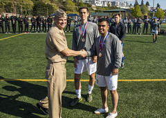 190420-N-XK513-0341 (Armed Forces Sports) Tags: 2019 armedforces sports soccer championship army navy airforce marinecorps coastguard usaf usmc uscg everettcismusa armedforcessoccer armedforcessports