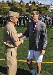 190420-N-XK513-0338 (Armed Forces Sports) Tags: 2019 armedforces sports soccer championship army navy airforce marinecorps coastguard usaf usmc uscg everettcismusa armedforcessoccer armedforcessports