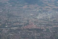 Landshut (magro_kr) Tags: landshut niemcy germany deutschland bawaria bavaria bayern aerial