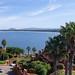 Vista de Portezuelo desde el mirador de Punta Ballena, Maldonado, Uruguay