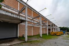 Vera Cruz Pavilion (elcio.reis) Tags: arquitetura urbex architecture sãopaulo sãobernardo veracruz brasil brazil sãobernardodocampo