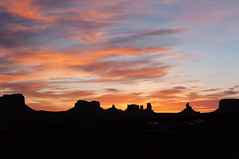 Monument Valley Sunrise (ckagy) Tags: 2019 spring arizona family travel vacation monumentvalley
