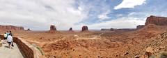 Monument Valley Panorama (ckagy) Tags: 2019 spring arizona family travel vacation monumentvalley