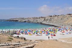 Playa La Virgen (Javier Mardones) Tags: playalavirgen chile atacama desiertodeatacama copiapo regióndeatacama playa verano arenasblancas iiiregión