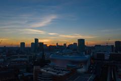 Birmingham 2019 (scrappy nw) Tags: scrappynw scrappy birmingham dji djimavicpro djimavic2pro mavicpro mavic mavic2pro drone sunset city citycentre dusk midlands bullring